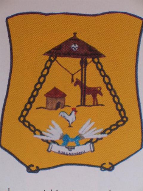 Anciennes Armoiries de Ouagadougou