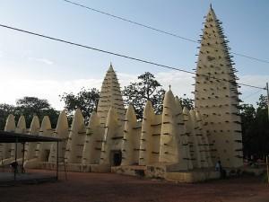 Vieille mosquée de Bobo-Dioulasso